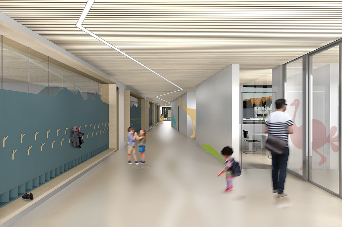 GROUPE SCOLAIRE RUSSANGE_PERS INTERIEURE_ESPACE ARCHITECTURE