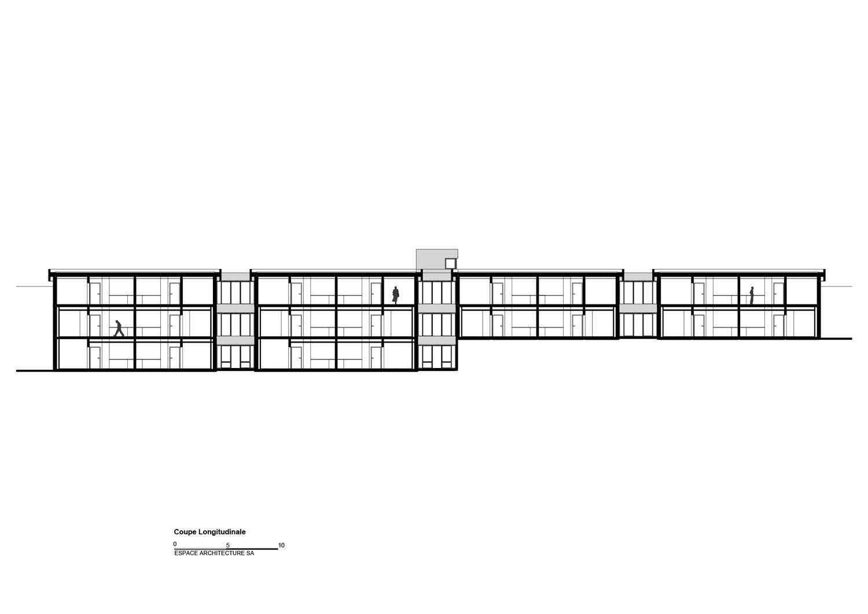 20 logements PASSIFS Coupe AA