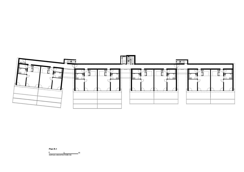 20 logements PASSIFS Plan-R-1
