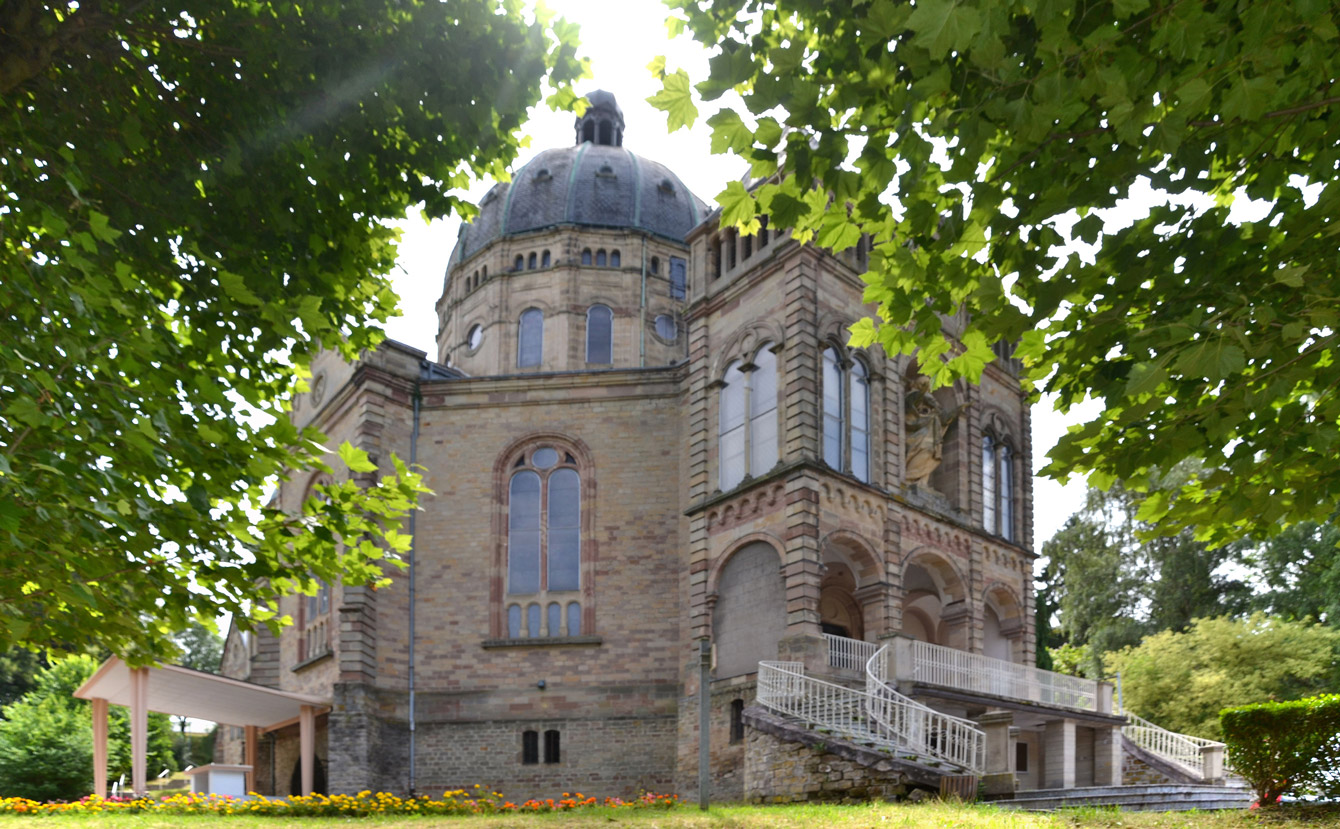Basilique Notre Dame de Bon Secours
