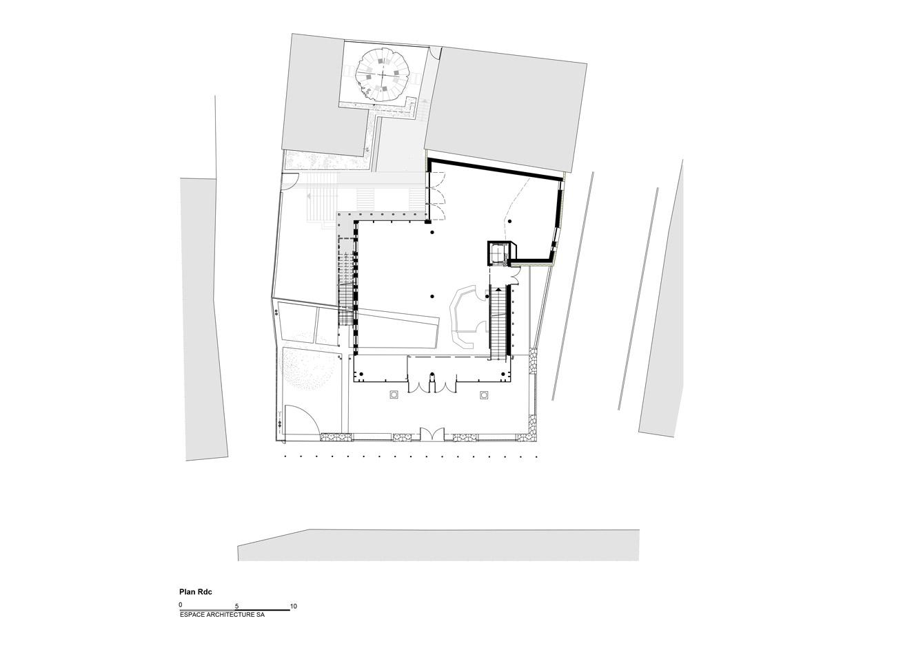 Mediatheque-Faulquemont_Plan-RdC