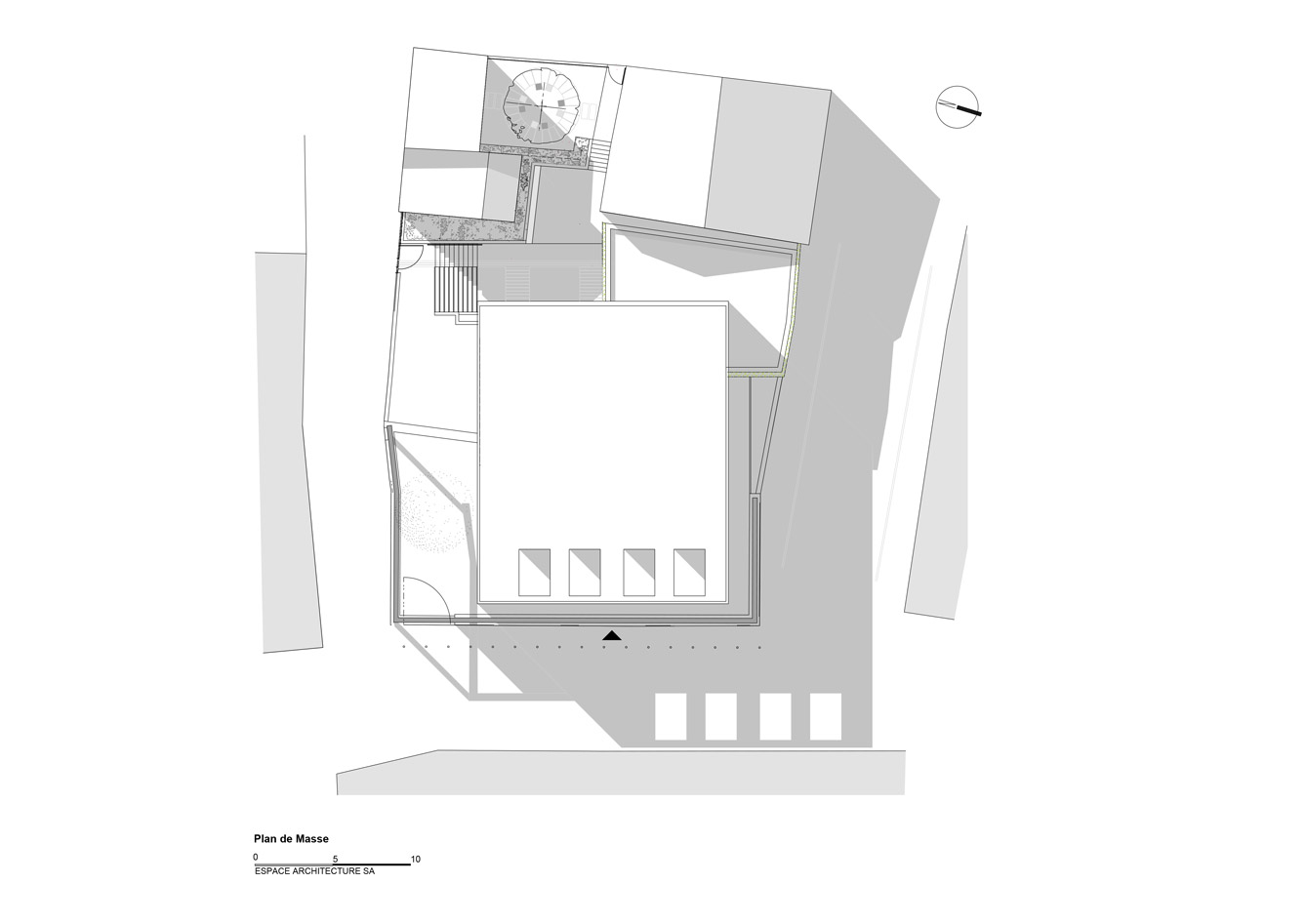 Mediatheque-Faulquemont_Plan-masse