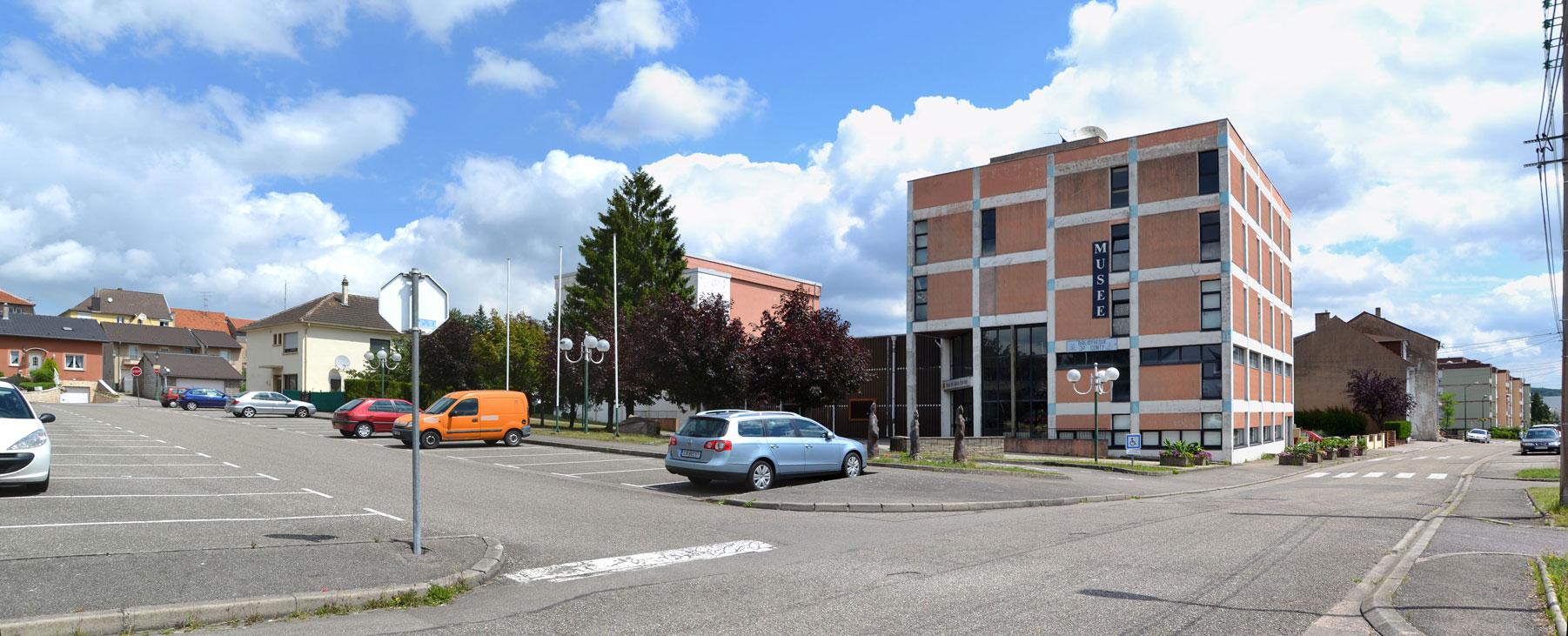 Médiathèque de Freyming-Merlebach