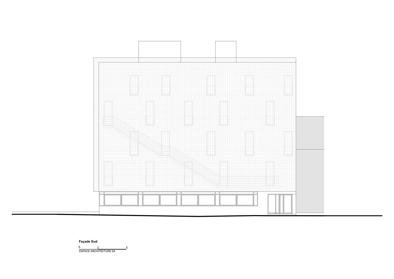 Mediatheque-Freyming_Facade-Sud
